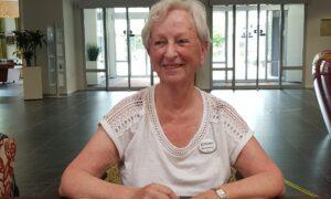 Vrijwilliger Gerda vertelt: 'Ik hoop dat ik als vrijwilliger in ieder geval tot mijn tachtigste actief kan blijven.'