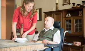 Wonen met intensieve zorg (verpleeghuis)